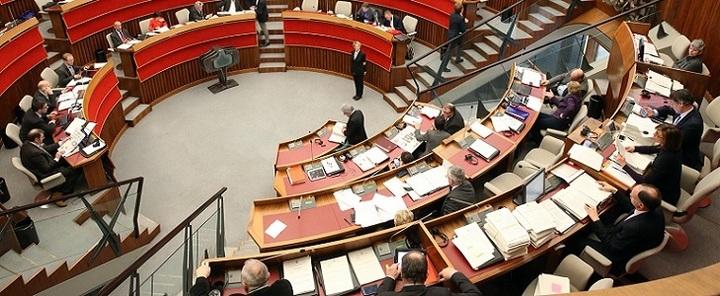 Consiglio regionale del trentino alto adige for Ufficio di presidenza
